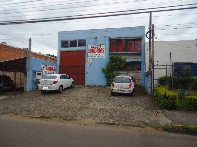 Predio Ponta Porã Cachoeirinha